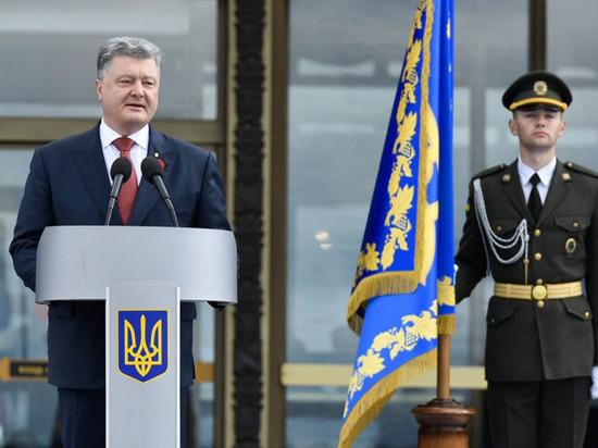 """Порошенко назвал акцию """"Бессмертный полк"""" """"утонченной спекуляцией"""""""