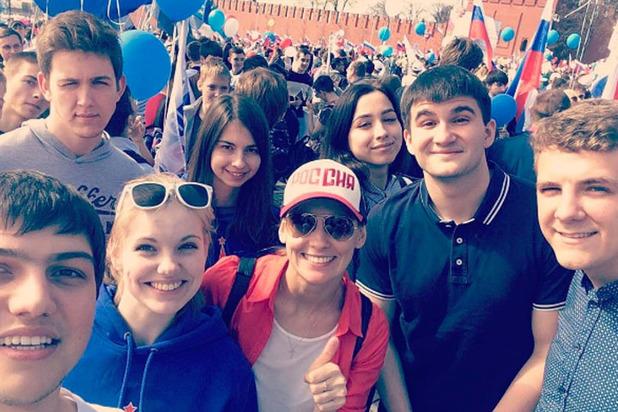 Мир, спорт, май: Шишкина и Валуев на демонстрациях, Квят – посвюду