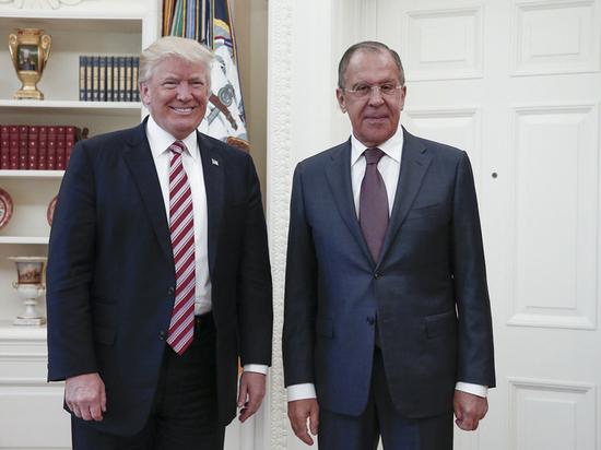 Лавров приветствует потепление американо-российских отношений на фоне политического накала