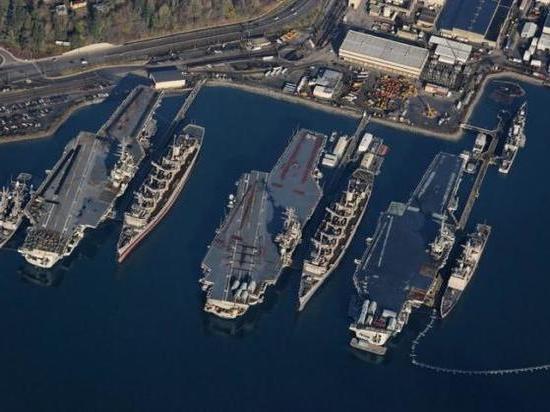 ВЯпонском море столкнулись корабль ВМС США ирыболовецкое судно