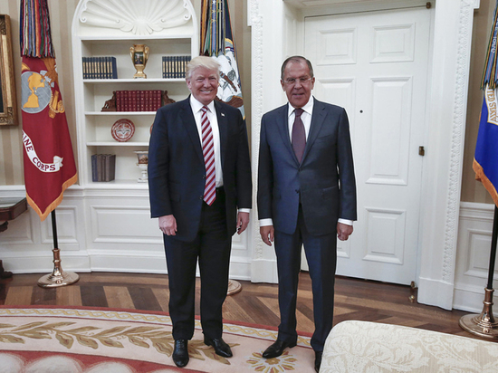 """Лавров обсудил с Трампом все """"больные вопросы"""": Украина и Сирия"""