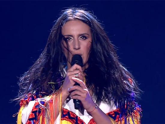 Героиня «Евровидения» объяснила скандал на красной дорожке в Киеве