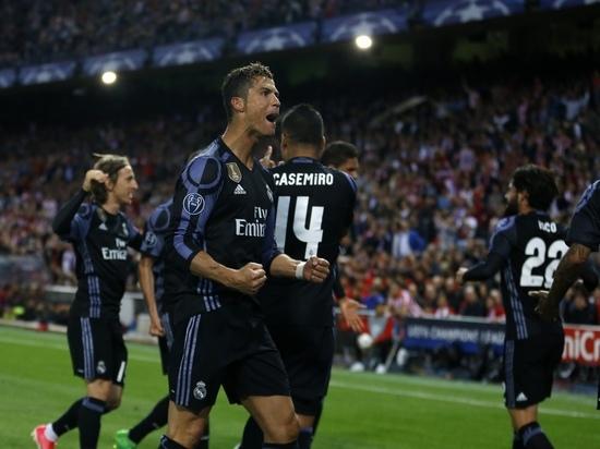 Прощай, «Кальдерон»! Жди, «Ювентус»!: «Реал» вышел в финал Лиги чемпионов