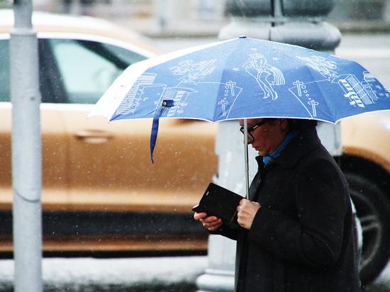В Кремле пошутили про аномальный майский снегопад