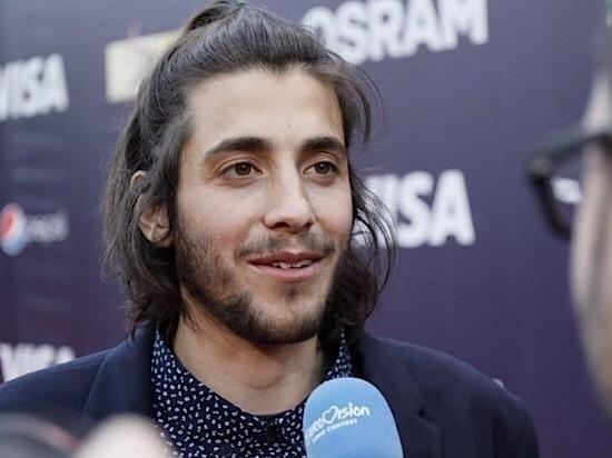 Португальский певец Сальвадор Собрал стал победителем