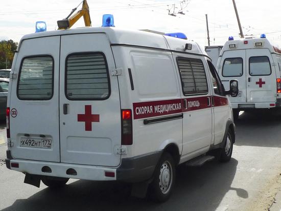 ВПодмосковье вДТП погибли двое, втом числе полицейский
