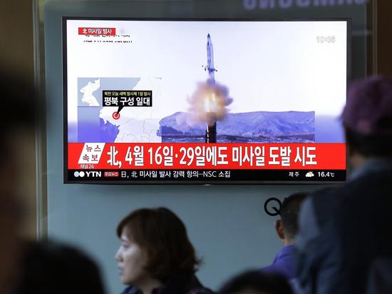 США сообщили о недовольстве Москвы ракетными испытаниями КНДР