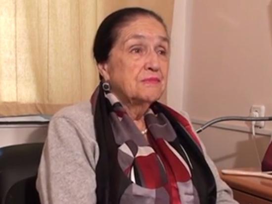 На 95-году жизни скончалась народная артистка Ирина Карташева