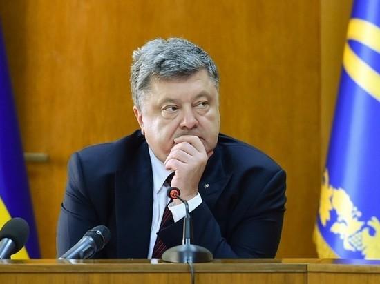 О чем умолчал Порошенко: президенту Украины предрекли судьбу Ющенко