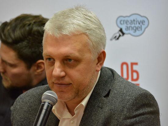 В ночь перед убийством журналист Шеремет общался с бойцами «Азова»