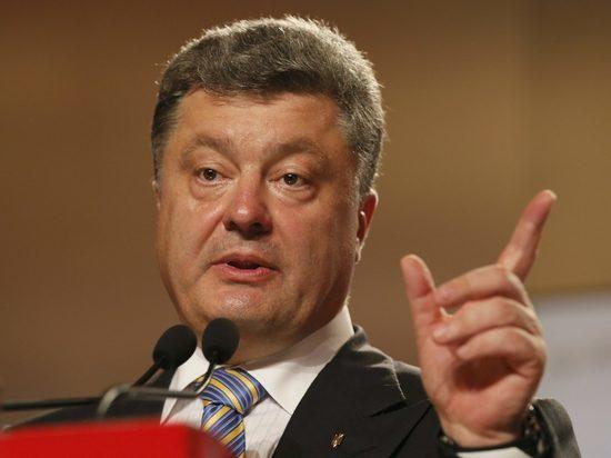 Порошенко опасается нападения российских кибервойск на Украину