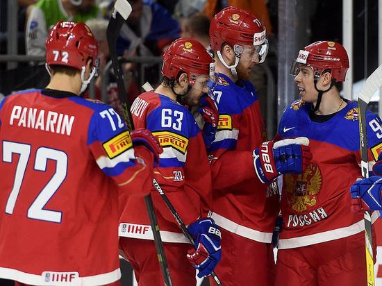 Россия - США: онлайн-трансляция матча ЧМ-2017 по хоккею