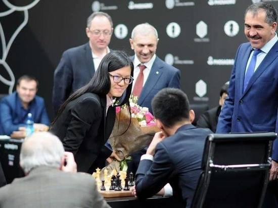 Сильнейшие шахматисты мира сражаются на этапе Гран-при в Москве