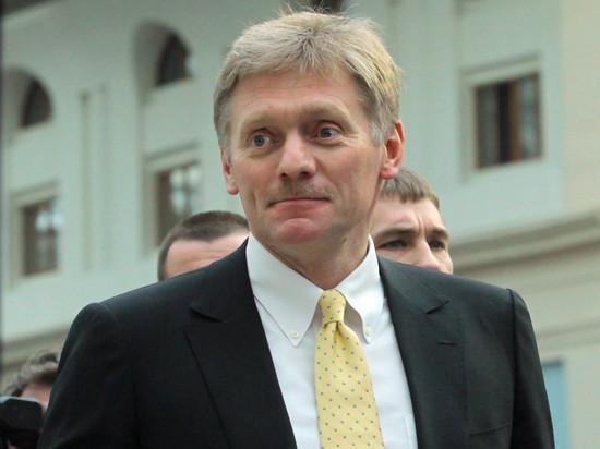 Новости России: Песков поставил на место украинское правительство