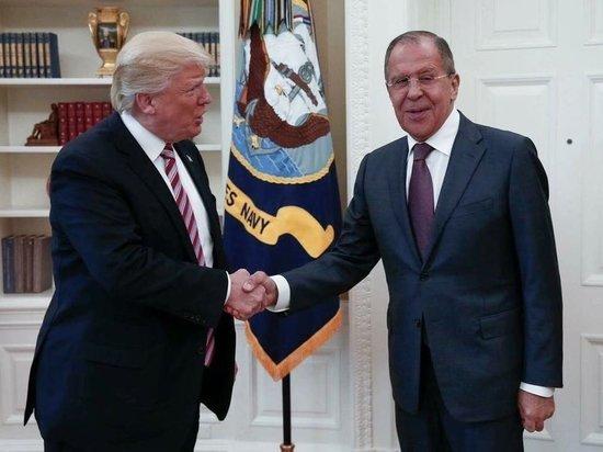 Трамп рассказал Лаврову о планах террористов: почему это стало скандалом