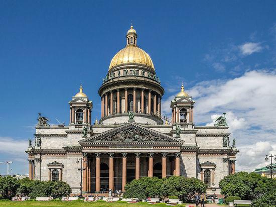 Заксобрание Петербурга отклонило вопрос о референдуме по Исаакию