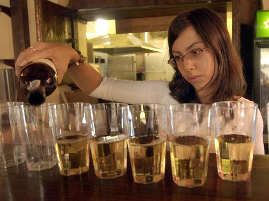 Самой пьющей страной стала Литва