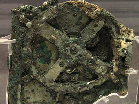 Тайны антикитерского механизма: двухтысячелетний компьютер был обнаружен 115 лет назад