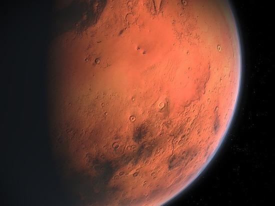 Планетологи выяснили, что когда-то Марс был дождливой планетой