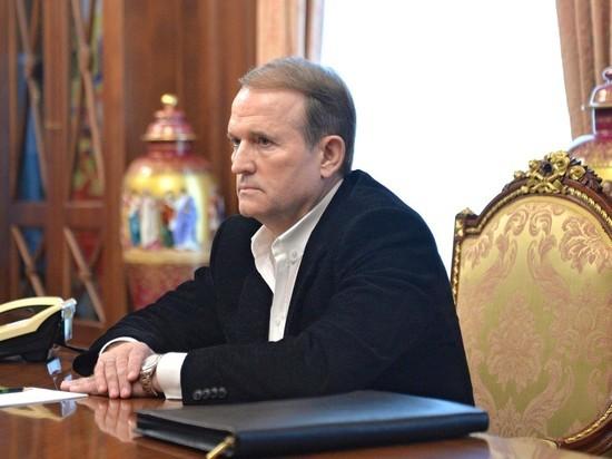 СМИ: кум Путина Медведчук был связным между Трампом и Кремлем