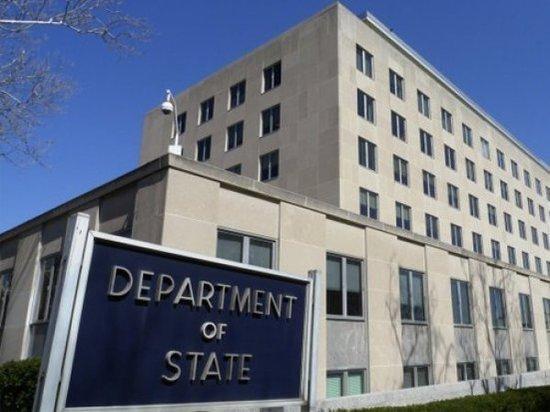 Госдеп США осудил запрет российских СМИ на Украине