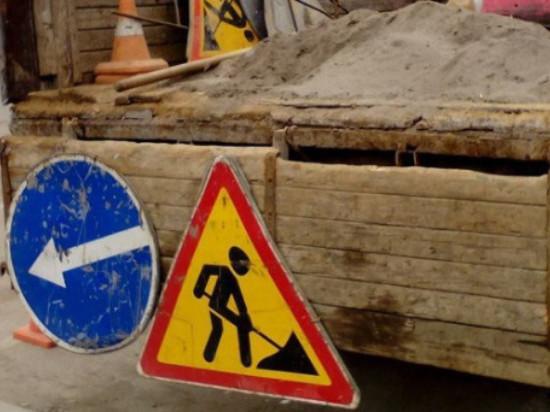 Ремонт дороги в Смоленске совместят с заменой магистрального трубопровода