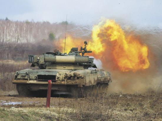 Как учатся стрелять в Кантемировской дивизии