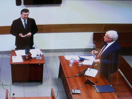 Эксперт: «Киев боится показаний Януковича»