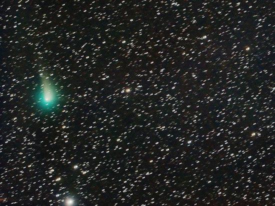 К Земле приближается комета Джонсона