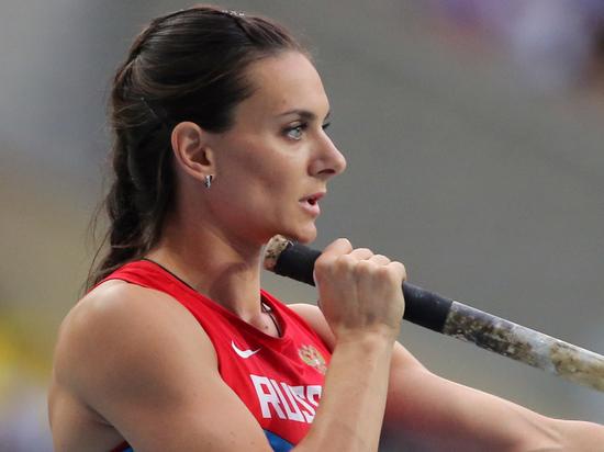 ВАДА дает России «добро» на Олимпиаду и убирает Исинбаеву