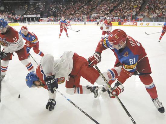 Накануне полуфинального матча с Канадой Знарок отказался считать себя мальчиком