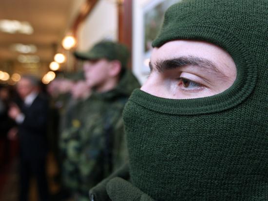 В Дагестане уничтожили группу боевиков и их главаря