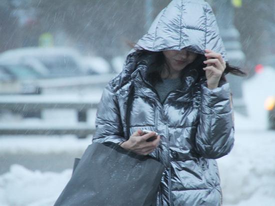 На Москву идут ультраполярные снегопады и резкое похолодание