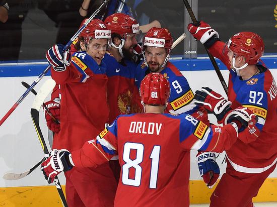 Россия - Канада: онлайн-трансляция полуфинала ЧМ-2017 по хоккею