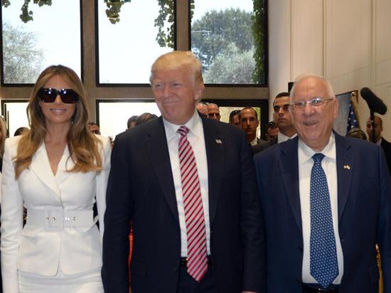 «Исторический» визит Трампа не произвел впечатление: Израиль остался при своих
