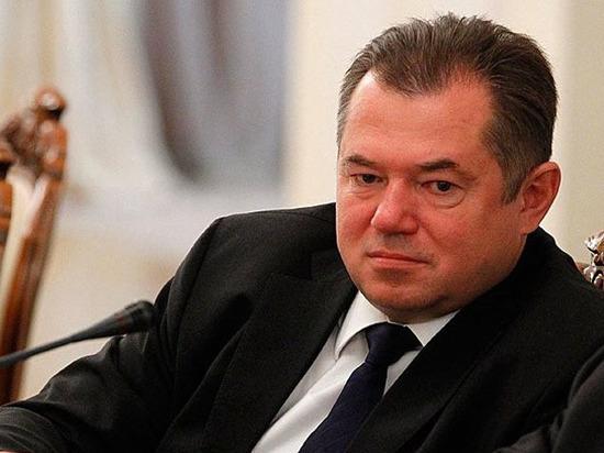 Сергей Глазьев заявил, что земли Украины перешли под контроль США