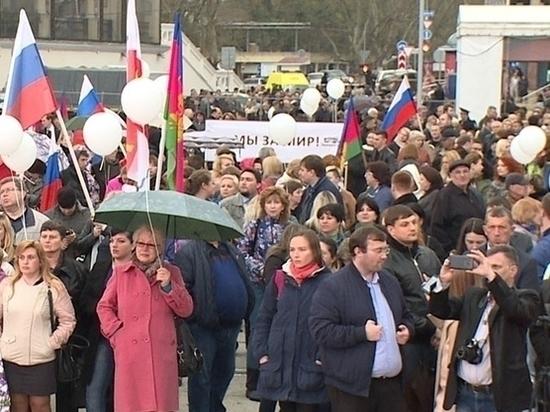 Минюст объяснил, почему власти могут проводить митинги в обход закона