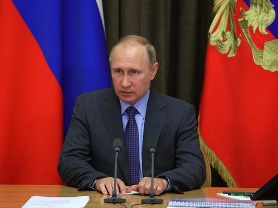"""Путин попросил повысить зарплаты обделенным """"майскими указами"""" бюджетникам"""