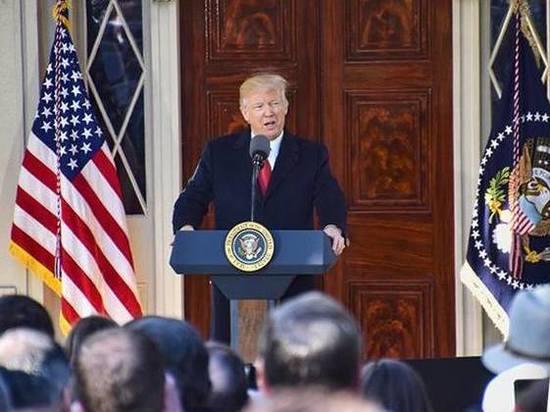 Трамп обозвал лидера КНДР «безумцем с ядерным оружием»