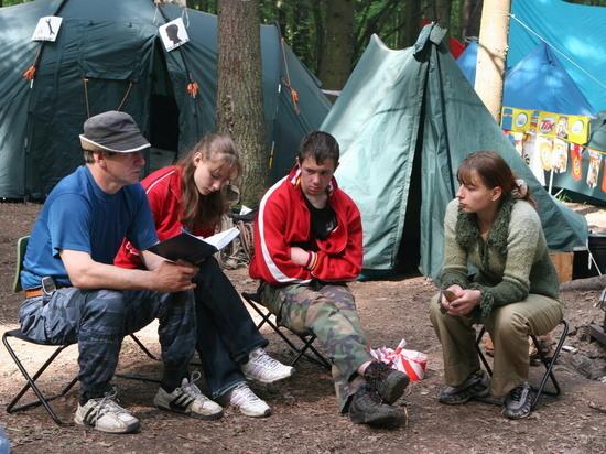 Живите в палатках: у государства нет денег на детский отдых