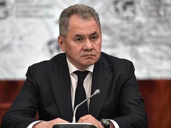 Сергей Шойгу рассказал о ходе строительства Вооруженных сил