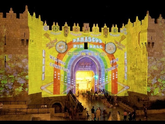 Фестиваль Израиля пройдет в Иерусалиме с 1 по 18 июня 2017 года