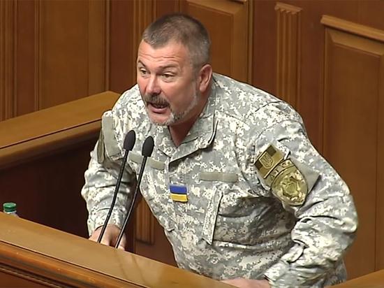 Украинский депутат пообещал бороться с пророссийской оппозицией гитлеровскими методами
