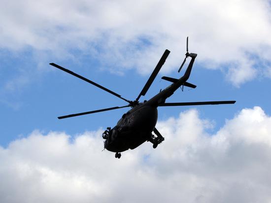 Опубликовано видео удара российских вертолетчиков по боевикам у границ Иордании