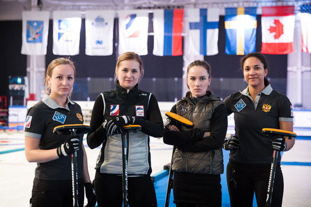 Российские сборные по кёрлингу провели самый успешный сезон