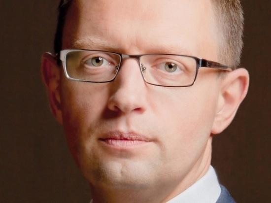 Арсений Яценюк может возглавить Нацбанк Украины
