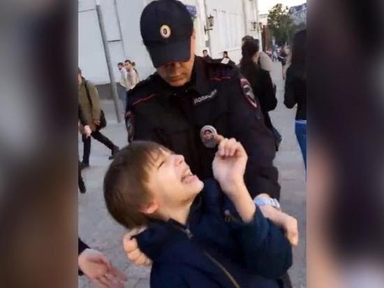 Тайна протокола на родителей мальчика с Арбата: полиция нарушила обещание