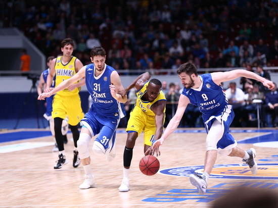 """Город для баскетбола: """"Зенит"""" почти попал в Евролигу"""
