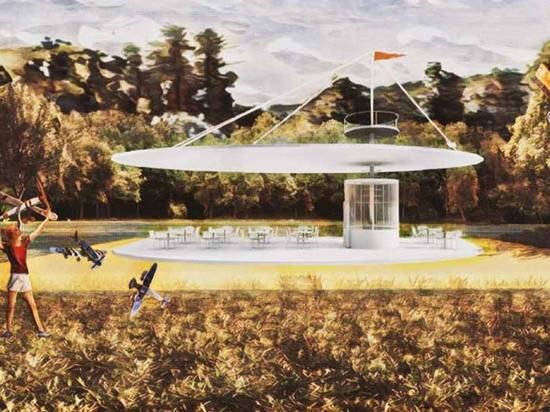 ВЦДХ представили проект реконструкции Парка Северного речного вокзала