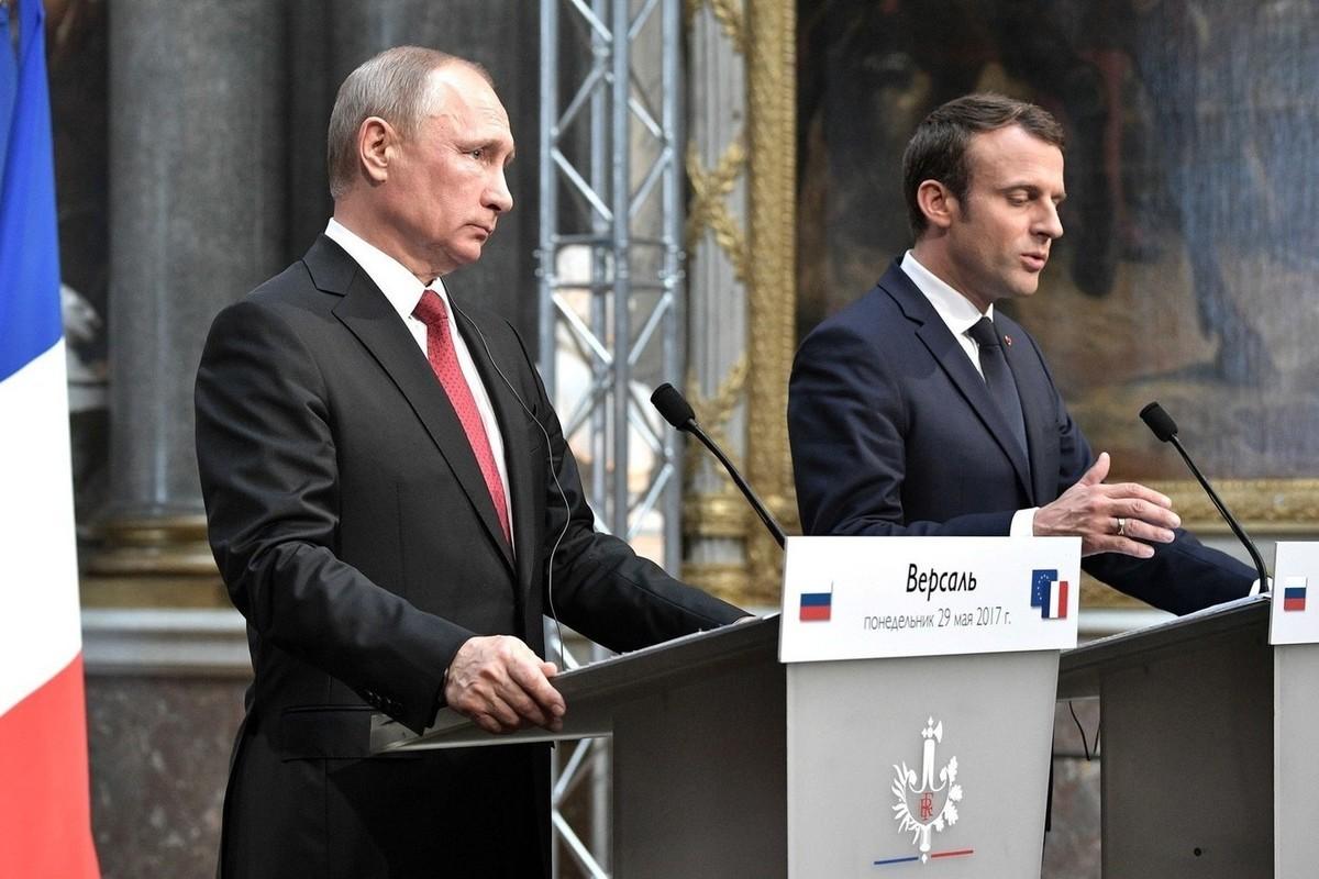 Сотрудничество по Сирии с Парижем закончилось, не начавшись, заявил Путин